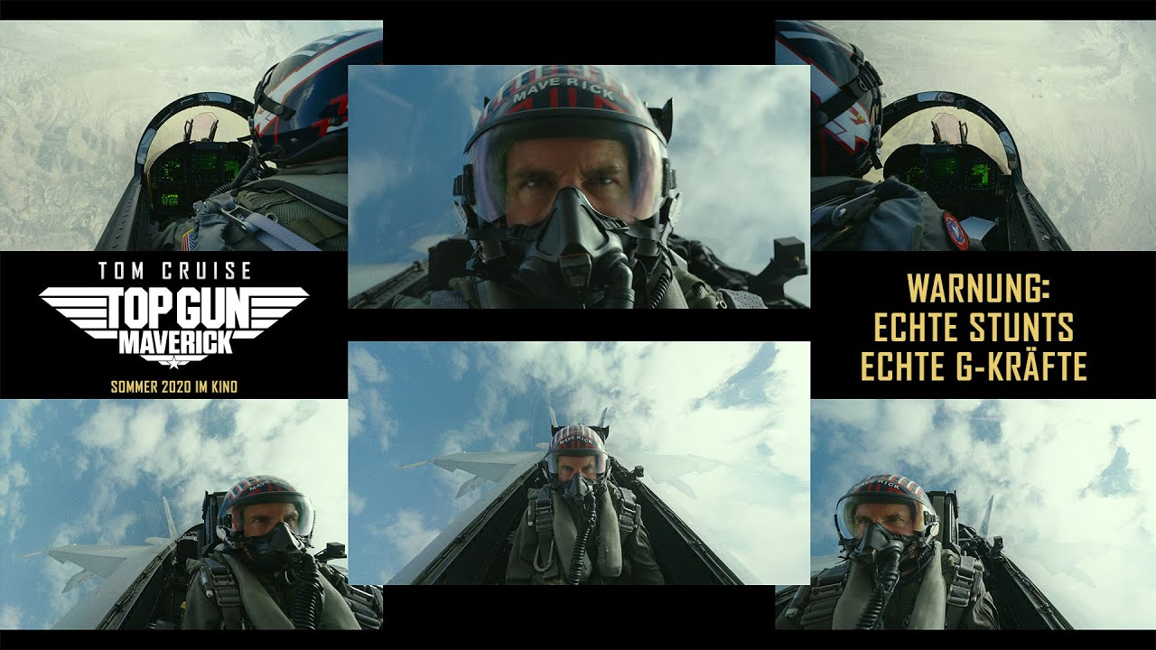 TOP GUN MAVERICK | AVIATION FEATURETTE | Paramount Pictures Germany