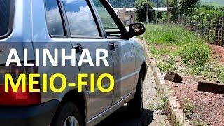 ALINHAR o CARRO ao MEIO-FIO - 3 TÉCNICAS TOP