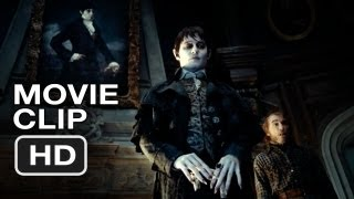 Dark Shadows Movie CLIP - My Name Is Barnabas Collins (2012) Johnny Depp, Tim Burton Movie HD