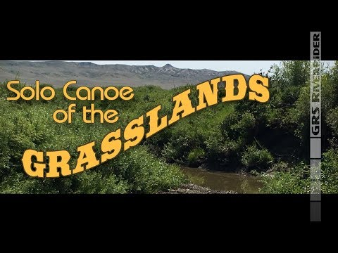 Grasslands | a paddle and camp in the Canadian Prairies