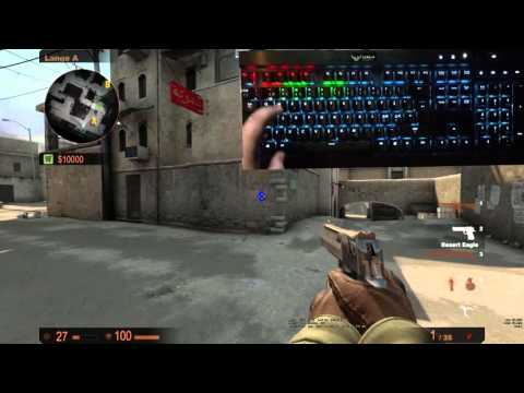 Counter Strike Global Offensive game state integration
