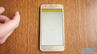 Как создать папку в Samsung Galaxy J5 Prime (XDRV.RU)