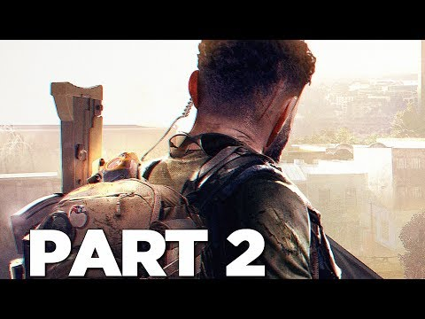 THE DIVISION 2 Walkthrough Gameplay Part 2 - HYENAS (PS4 Pro)