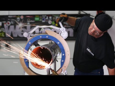 🔥 Oxy Acetylene VS. Plasma Cutting Pipe