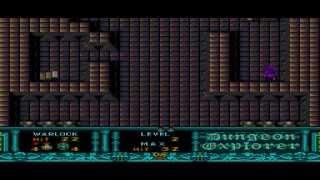 Dungeon Explorer - Dungeon Explorer TurboGrafx 16 (1989) GamePlay - User video