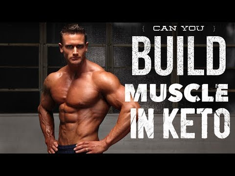 build-muscle-on-a-keto-diet:-nutrition-science