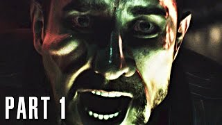 VULCANBLUBBER BOSS (Resident Evil Revelations 2) Claire Episode 3 Walkthrough Gameplay Part 1 (PS4)