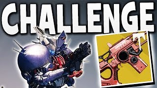 Destiny - NEW AKSIS CHALLENGE MODE EASY GUIDE !!