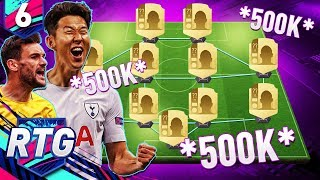 NOWY SKŁAD!  | FIFA 19 Ultimate Team RTG [#6]