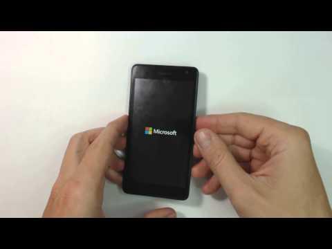Como resetear Microsoft Lumia 535