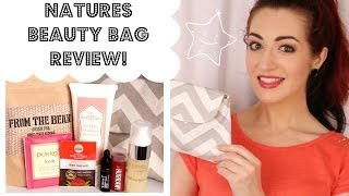 NATURES BEAUTY BAG REVIEW! March 2014 | Organic, Cruelty-Free Skincare Thumbnail