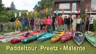 Paddeltour Preetz-Malente