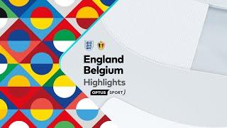 HIGHLIGHTS: England v Belgium | UEFA Nations League