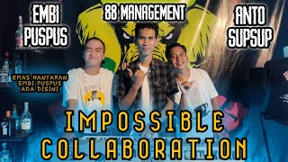 IMPOSSIBLE COLLABORATION IYAY AGUS 88 MANAGEMENT WITH VJ EMBI & VJ ANTO    BUJANG ORGEN LAMPUNG