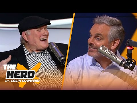 Terry Bradshaw on why he doesn't like QBs who showboat, talks Steelers, Tua & Pats | NFL | THE HERD