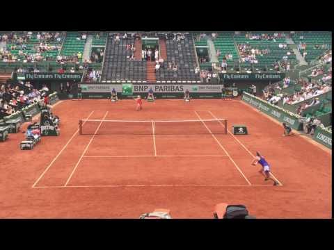 Petra Kvitova Roanld Garros 2017