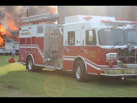 Snow Hill Fire Department Recap 2014