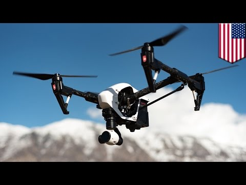 U.S. makes it legal to fly drones commercially, but new drone laws are pretty strict - TomoNews