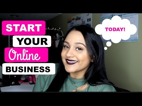 Starting My Online Store + How To Start Your Online Business