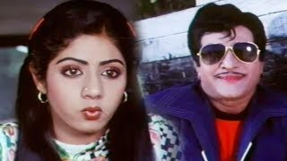 Sridevi Non Stop Comedy Scenes Back To Back | Latest Movies Comedy | #TeluguComedyClub
