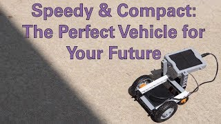 Speedy & Compact: The Perfect Vehicle for Your Future