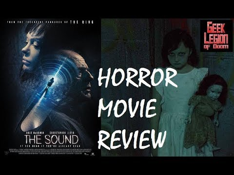 THE SOUND ( 2017 Rose McGowan ) aka PARANORMAL WHITE NOISE Horror Movie Review