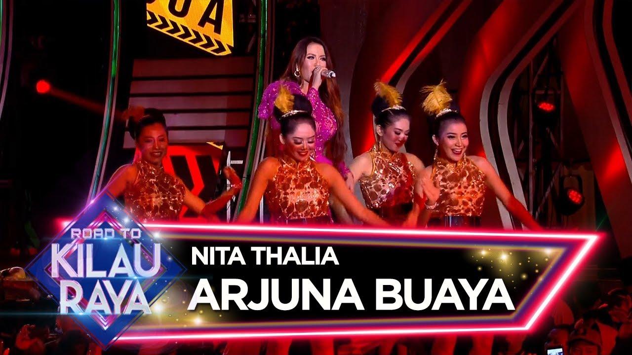 Yihhaaa Goyang Terus! Nita Thalia [ARJUNA BUAYA]  - Road To Kilau Raya (26/1)