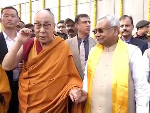 Dalai Lama reaches India' Bodh Gaya city for Buddhist festival