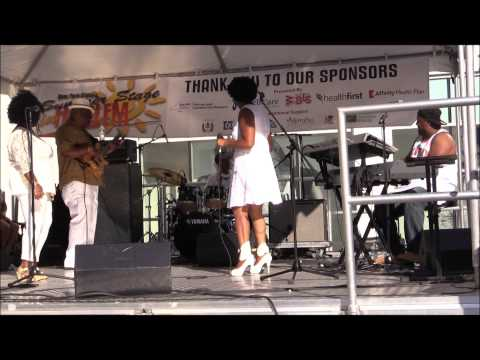 "Stephanie Jeannot Live at Harlem Stage: ""Breakthrough"""