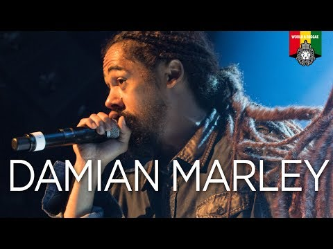 Damian Marley live in Tivoli, June 2017