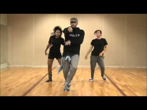 Ciara Work ft. Missy Elliot- Choreography...