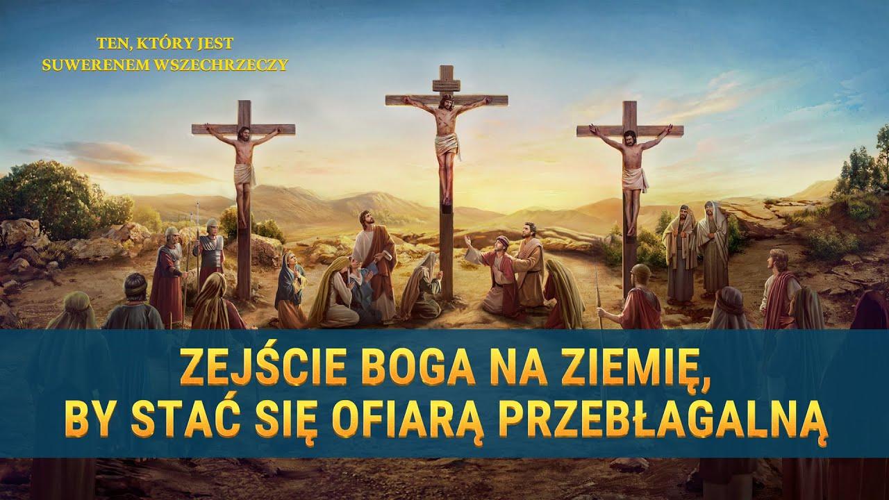 """Opowieść o Jezusie """"Zejście Boga na ziemię, by stać się ofiarą przebłagalną"""""""