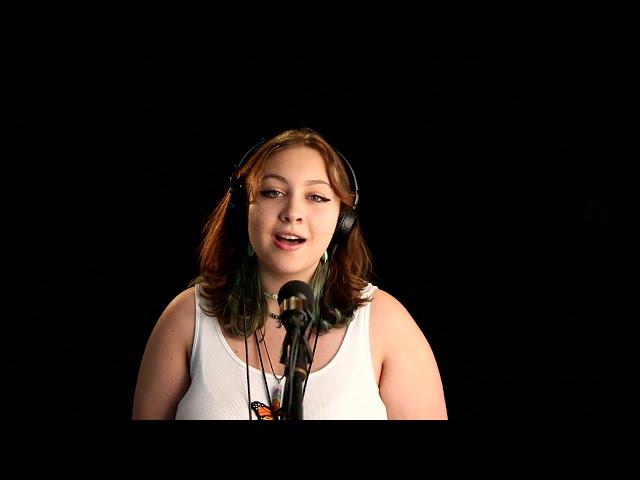 Sarah Fournier performs Cheek to Cheek by Irving Berlin