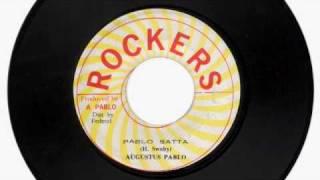 (1976) Augustus Pablo: Pablo Satta / Silent Satta (Custom Disco)
