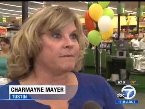 A Walmart Neighborhood Market Opens In Huntington Beach, CA
