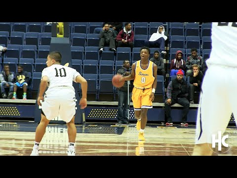 Simeon Takes On Archbishop Mitty! Full Game Highlights