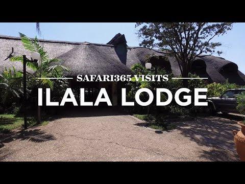 Ilala Lodge, Victoria Falls, Zimbabwe   Safari365
