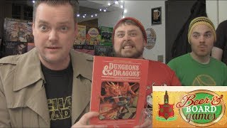 Basic Dungeons and Dragons (Beer and Board Games)