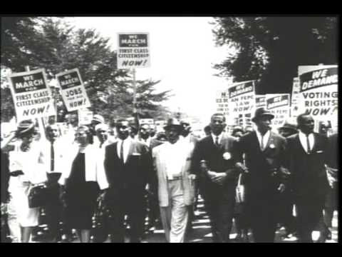Civil Rights Protests In Life Magazine
