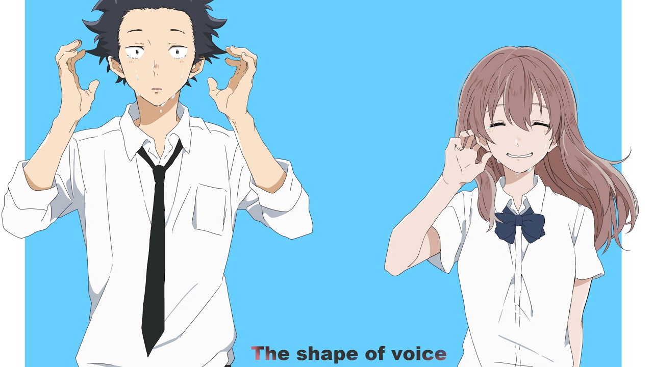 Koe no katachi 01 i fell in love with you youtube for Koi no katachi