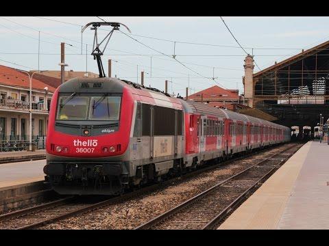 'Thello' Private Railway Company @ Nice & Marseille
