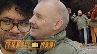 Richard Ayoade & Bob Mortimer's FUNNIEST moments in Hamburg | Travel Man