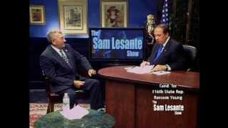 The Sam Lesante Show - 116th Rep. Candidate Ransom Young