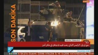 يوسف كاتب أوغلو-الشعب التركي برمته يرفض الانقلاب