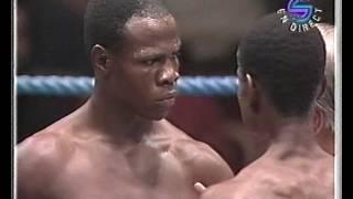 Chris Eubank vs Reginaldo Dos Santos