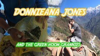 Donniana Jones and the Legend of the Green Hoon Grannies Chp. 1
