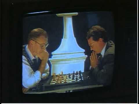 Mr. Bean On Chess