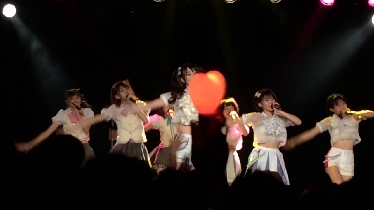 2016年7月16日(土)に新宿BLAZEで開催された「虹コン×わーすた 限りなくトリケラトプスぉっょぃサマーLIVE!!」ラストの曲です。後半に岸田メル先生のリフトが上がり