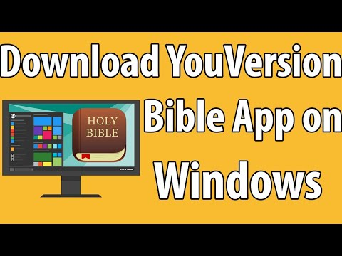 Download YouVersion Bible App On Windows