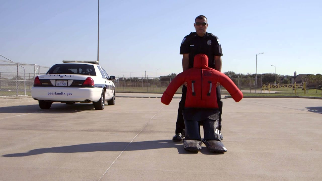 Pearland Police Physical Agility Test